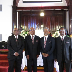 DEACONS AND TRUSTEE MINISTRY